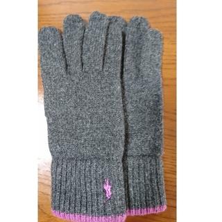 ポロラルフローレン(POLO RALPH LAUREN)のRALPH LAUREN 手袋(手袋)