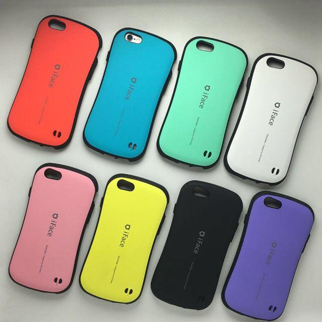 iphoneファイブケース - iPhone対応 iFace iPhone合皮ケースの通販 by 菜穂美@プロフ要重要|ラクマ