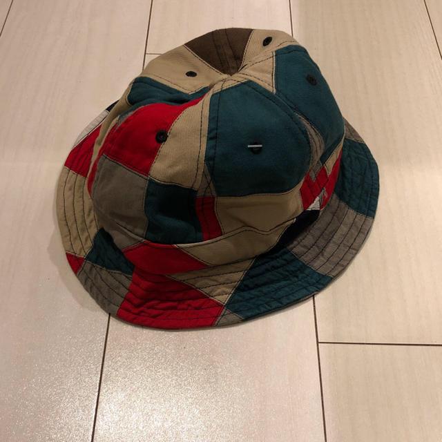 d8cd1574 Supreme(シュプリーム)のsupreme 19ss Patchwork Bell Hat パッチワーク メンズの帽子(