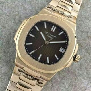 パテックフィリップ(PATEK PHILIPPE)の【新品】 ノーチラス 5711/1R-001 時計 メンズ 自動巻き 3針(腕時計(アナログ))