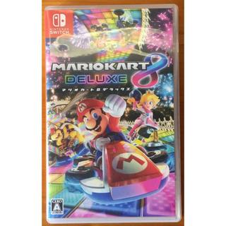 ニンテンドースイッチ(Nintendo Switch)の【switch】マリオカート 8 デラックス(家庭用ゲームソフト)
