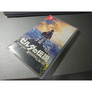 ゼルダの伝説 ブレスオブ座ワイルド Switch版(家庭用ゲームソフト)