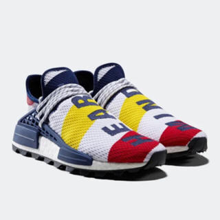 アディダス(adidas)のHuman race bbc(スニーカー)