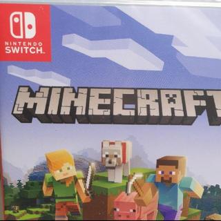 ニンテンドースイッチ(Nintendo Switch)のマインクラフト Switch ソフト(家庭用ゲームソフト)