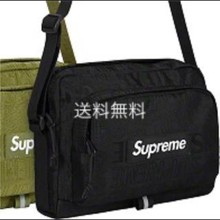 シュプリーム(Supreme)のシュプリーム ショルダー バッグ ブラック(ショルダーバッグ)