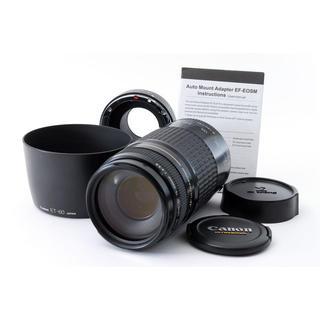 キヤノン(Canon)の★Canon 75-300mm 超望遠 & マウントアダプター セット★(レンズ(ズーム))