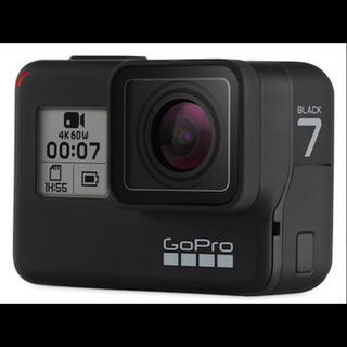 ゴープロ(GoPro)のGoPro hero7 black 新品 1名様限定(ビデオカメラ)