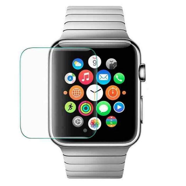 Apple Watch 強化ガラス保護フィルム/TPUケースの通販 by 菜穂美@プロフ要重要|ラクマ