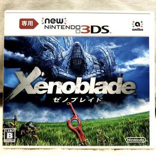 ニンテンドウ(任天堂)のゼノブレイド 3DS(携帯用ゲームソフト)