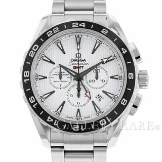 オメガ(OMEGA)のOMEGA オメガ 腕時計 GMT  231.10.44.52.04.001 (腕時計(アナログ))