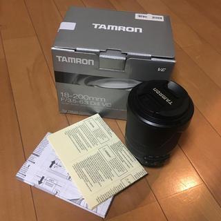 TAMRON - Nikon TAMRON B018N 18-200mm F/3.5-6.3