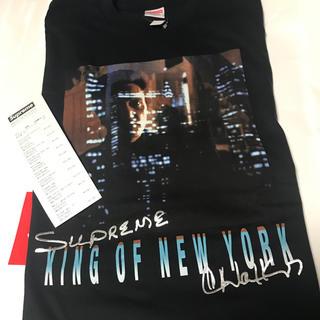 シュプリーム(Supreme)のChristopher Walken King Of New York Tee (Tシャツ/カットソー(半袖/袖なし))