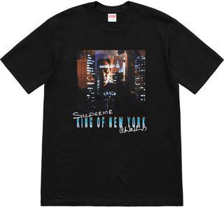 シュプリーム(Supreme)のsupreme king of newyork 黒 L(Tシャツ/カットソー(半袖/袖なし))
