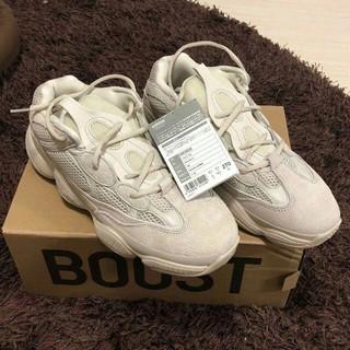 アディダス(adidas)の✪yeezy 500 blush イージー✪(スニーカー)