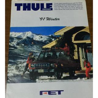 スーリー(THULE)のTHULE ロードキャリア 【再値下げしました‼️】(車外アクセサリ)