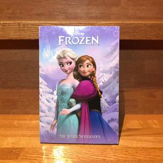 ディズニー(Disney)のアナと雪の女王  英語本  FROZEN(洋書)