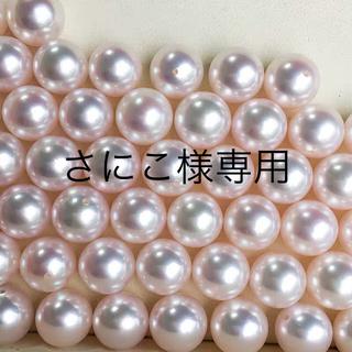 【新作】K18YG あこや真珠&タヒチパールリング(リング(指輪))