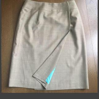 ジェイプレスレディス(J.PRESS LADIES)のJ.PRESS 巻きスカート(ひざ丈スカート)