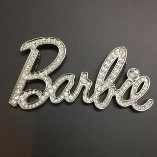バービー(Barbie)のbarbieブローチ(ブローチ/コサージュ)