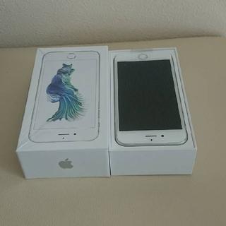 iPhone - 新品未使用 iPhone 6s 32GB SIMロック解除済 シルバー
