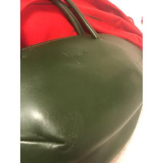 シビラ(Sybilla)のシビラ 舟形ハンドバッグ 美品(ハンドバッグ)