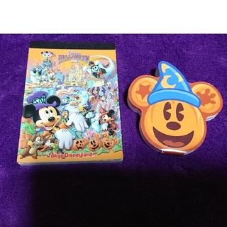 ディズニー(Disney)のディズニー メモ帳 セット(キャラクターグッズ)