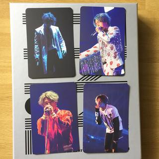 ビッグバン(BIGBANG)のBIGBANG  テソン カード セット(その他)