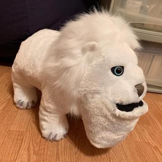 シャクレルプラネット   ホワイトライオンBIGぬいぐるみ(ぬいぐるみ)