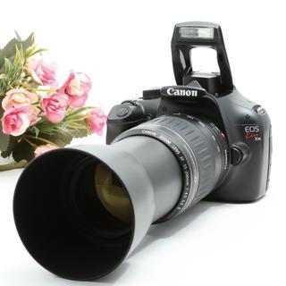 Canon -  ★インスタアップ楽々!使用頻度ごく僅か★キャノン EOS kiss X50