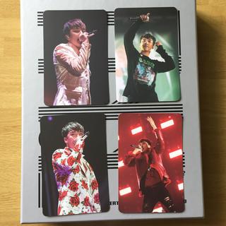 ビッグバン(BIGBANG)のBIGBANG  スンリ カード セット(その他)