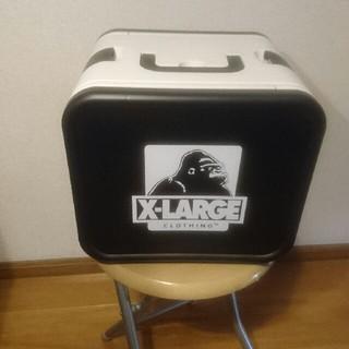 XLARGE - X-LARGE クーラーボックス 非売品