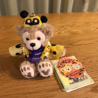 ディズニー(Disney)のダッフィ ぬいぐるみ バッチ(キャラクターグッズ)