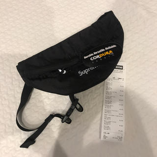 シュプリーム(Supreme)の最安値‼️Supreme waist bag 2019SS  黒(ウエストポーチ)