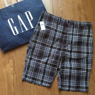 ギャップ(GAP)の新品☆GAP メンズ ハーフパンツ(ショートパンツ)