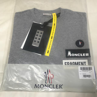 70de3067342d0d モンクレール(MONCLER)の【送料込Lサイズ】moncler✖︎fragment 限定T