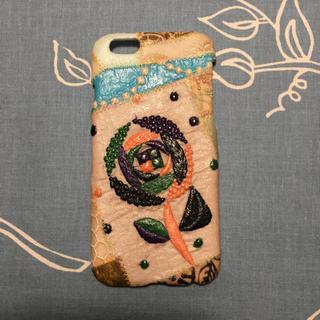 ミナペルホネン(mina perhonen)のミナペルホネン iPhoneケース 6.6s用(iPhoneケース)