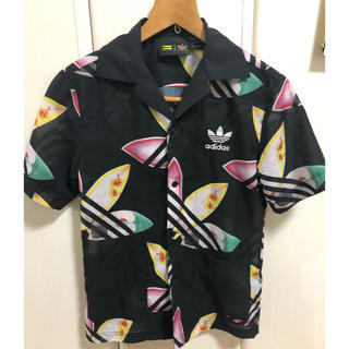 アディダス(adidas)のadidas アロハシャツ XS 美品(シャツ)