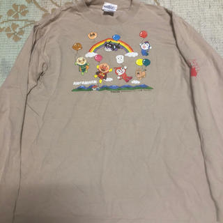アンパンマン(アンパンマン)のアンパンマン 長袖 Tシャツ サブカル 原宿 おかあさんといっしょ 保育士(Tシャツ(長袖/七分))
