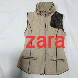 ザラ(ZARA)のzaza ダウンベスト XS (ダウンベスト)