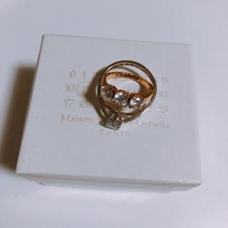 マルタンマルジェラ(Maison Martin Margiela)のマルタン マルジェラ リング(リング(指輪))