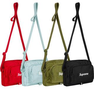 シュプリーム(Supreme)のBlack 19ss Supreme Shoulder Bag(ショルダーバッグ)