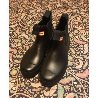 ハンター(HUNTER)のハンター HUNTER レインブーツ UK40 (26cm)(長靴/レインシューズ)