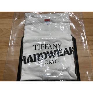 ティファニー(Tiffany & Co.)の送料込み TIFFANY × HARDWEAR Tシャツ 非売品(Tシャツ/カットソー(半袖/袖なし))