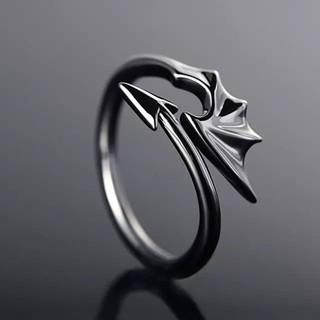 デビル リング ノーブランド 指輪(リング(指輪))
