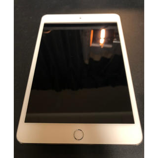 Apple - iPad mini 4 Wi-Fi +Cellular 16GB(SIM解除済)