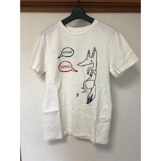 メゾンキツネ(MAISON KITSUNE')の香取慎吾 SHINGO ✕ MAISON KITSUNE キツネ 半袖カットソー(Tシャツ/カットソー(半袖/袖なし))