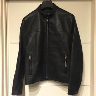 コーチ(COACH)の正規品【コーチ】新品高級羊革ジャケットXS(レザージャケット)