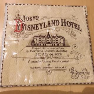 ディズニー(Disney)のディズニーランドホテル タオル(タオル)