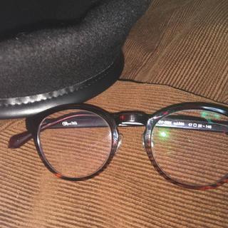 ゾフ(Zoff)のボストン型 丸眼鏡 伊達メガネ(サングラス/メガネ)