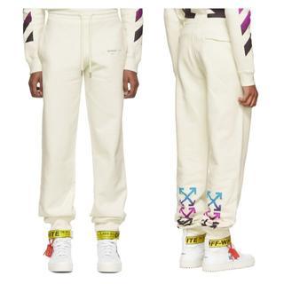 オフホワイト(OFF-WHITE)の新品 OFF-WHITE ジャガーパンツ XS(サルエルパンツ)
